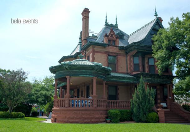 Ball Eddleman Mcfarland House