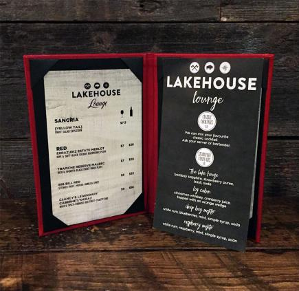 The Lake House Lounge in Wasagaming