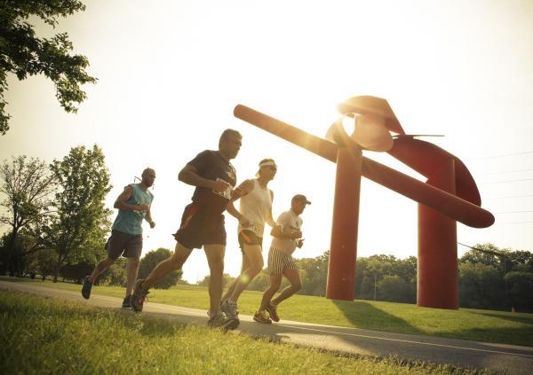 Runners by Rockford Symbol