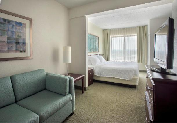 SpringHill Suites Plymouth Meeting Guest Room