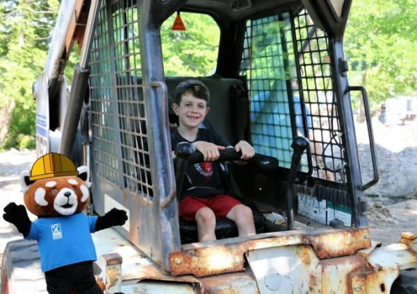 Roger Williams Park Zoo Touch a Truck