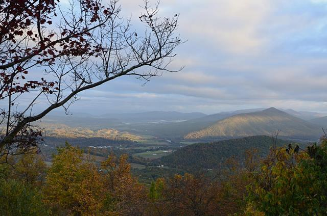 Bedford County Overlook - Fall Photo