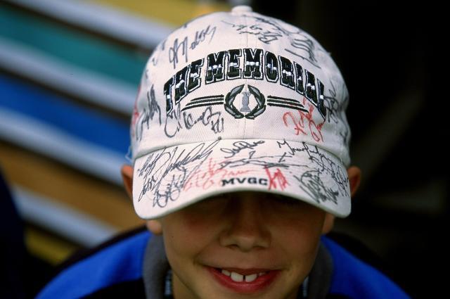 Memorial Tournament Kid