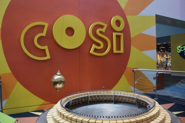 COSI Pendulum