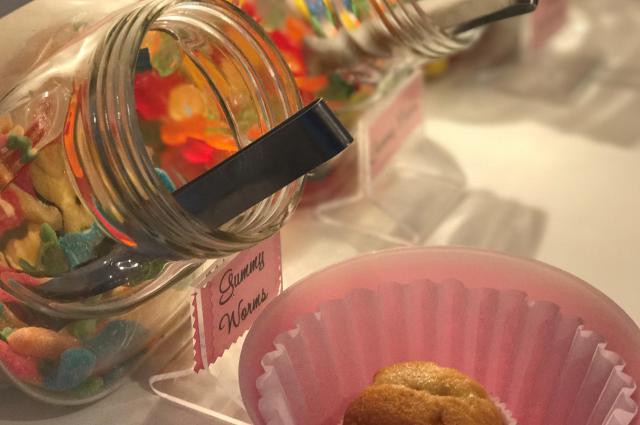 Our Cupcakery Cupcake Bar