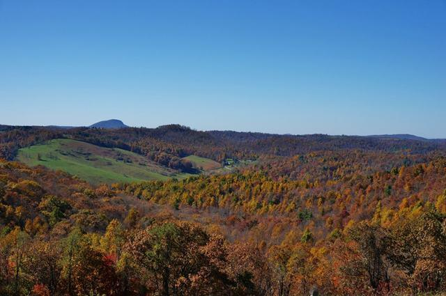 Rolling Hills - Fall Photo