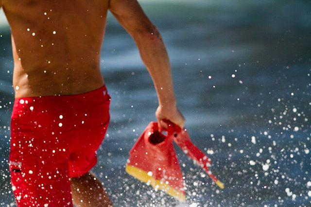 Lifeguard fins