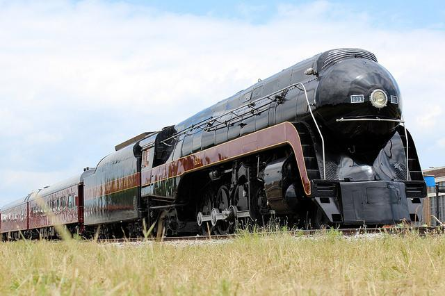 N&W Class J611 Steam Locomotive - Virginia Museum of Transportation