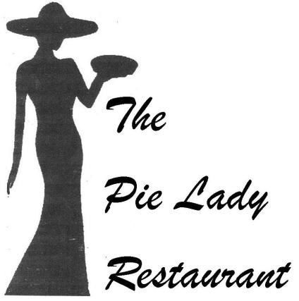 The Pie Lady logo