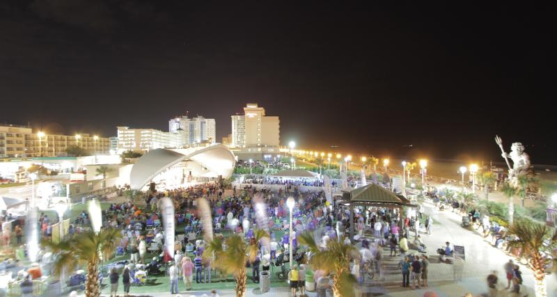 Neptune Park Oceanfront Free Concert
