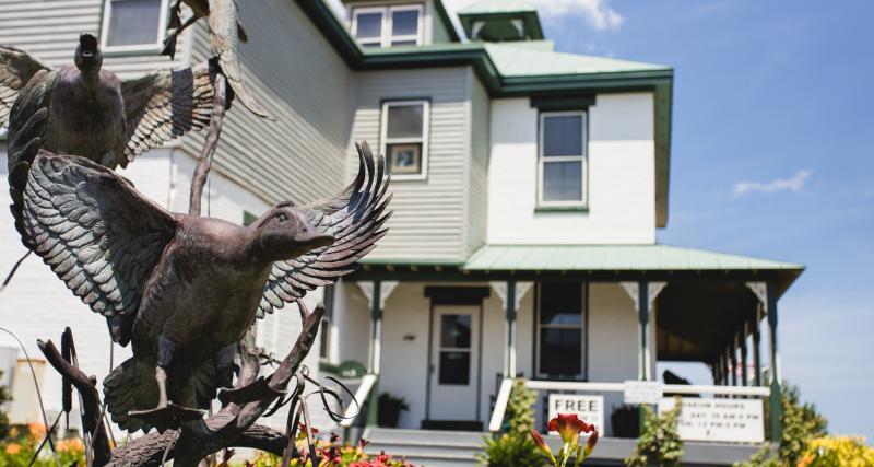Atlantic Wildfowl Heritage Museum Virginia Beach Oceanfront