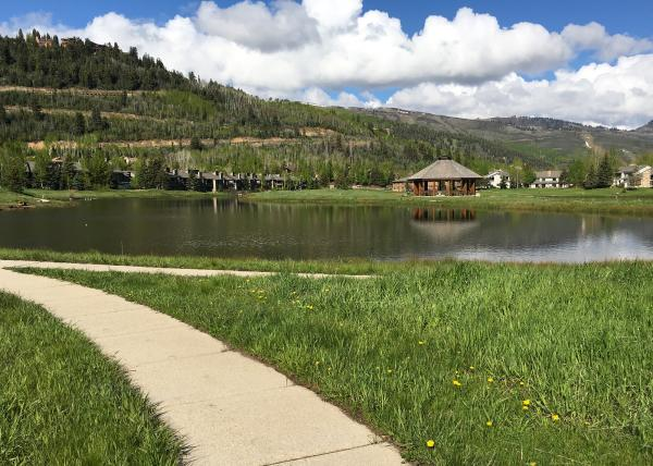 Deer Valley Duck Pond
