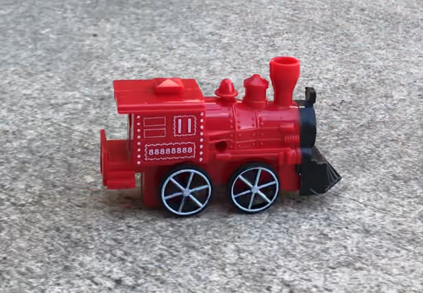 trains on main prize