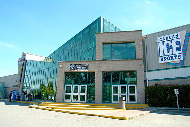 Canlan Ice Sports Burnaby 8 Rinks