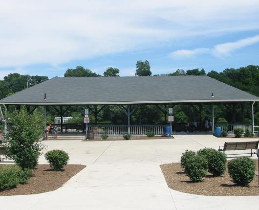 Bucky Boyle Park - Pavilion