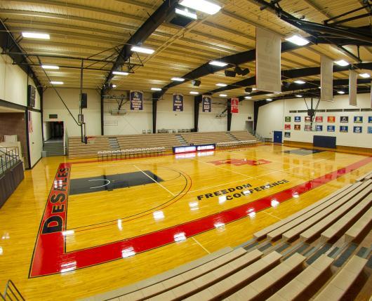 DeSales University - Gymnasium
