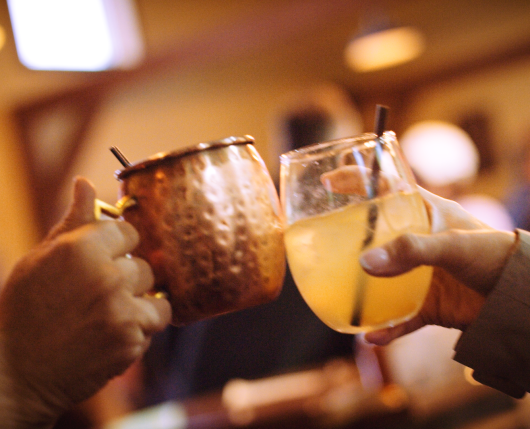 EightOaksCraftDisillers - Cheers
