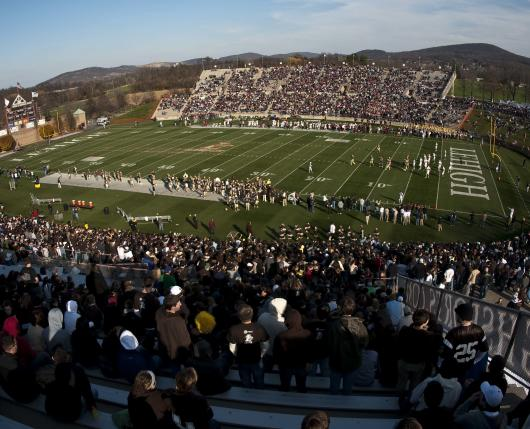 Lehigh Athletics - Murray H Goodman Stadium 003