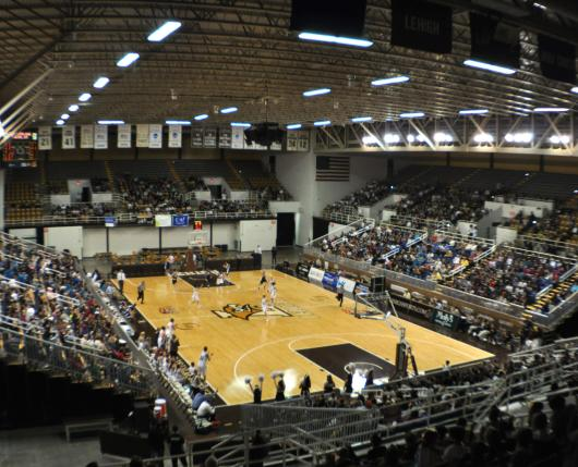 Lehigh Athletics - Stabler Arena Basketball 02