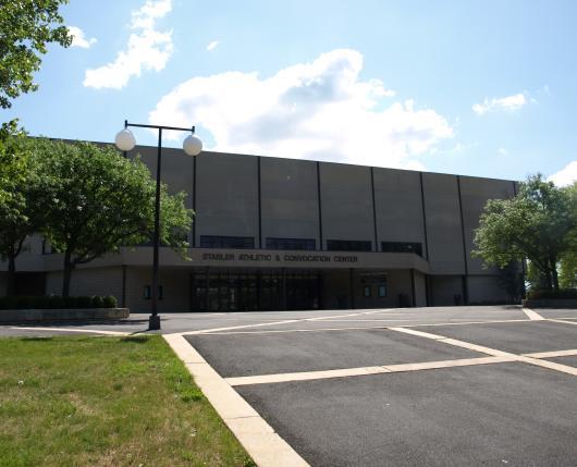 Lehigh Athletics - Stabler Arena Exterior 03