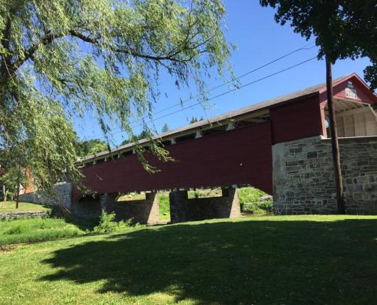 South Whitehall Township Covered Bridge