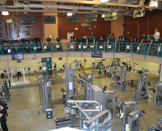 Taylor Gym and Fitness Center Gym