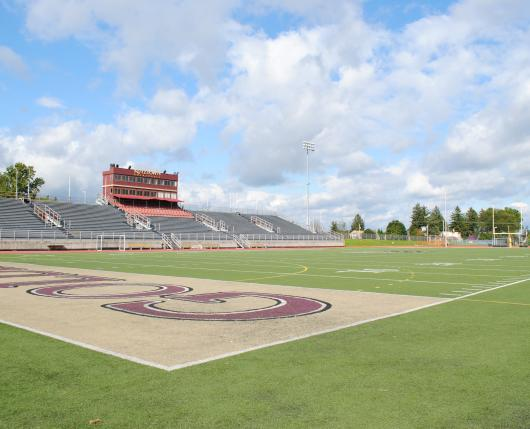 University Field at Andre Reed Stadium 01