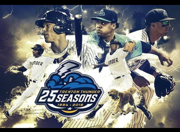 Baseball-Trenton Thunder