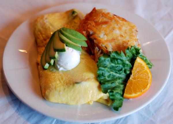 Carr's Restaurant in Lakewood  Omelette in