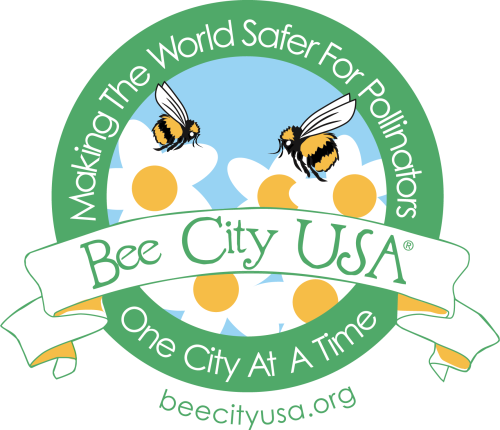 Bee City USA logo
