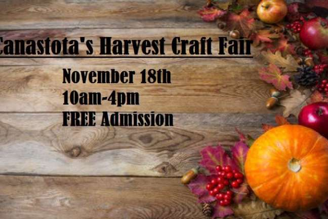 Village of Canastota Harvest Craft Fair