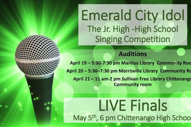 Emerald City Idol Auditions