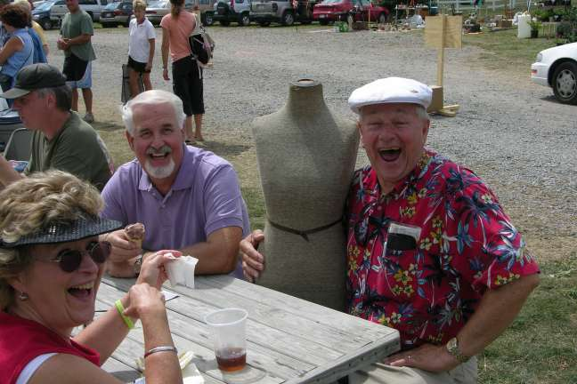 Annual Madison-Bouckville Antique Week