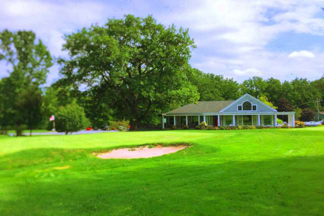 Oneida Community Mansion House Golf Package