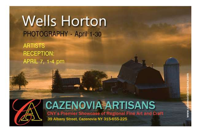 Wells Horton Photography Exhibit