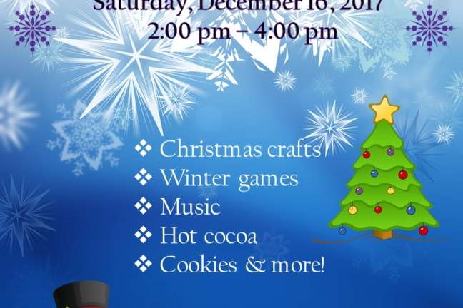 Winter Wonderland Family Fun Event