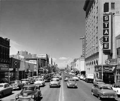 Albuquerque Post World War II