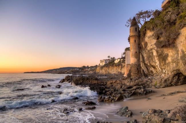 The La Tour Tower at Victoria Beach