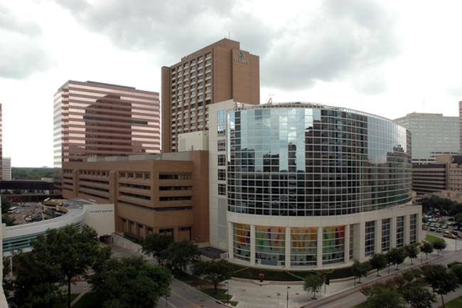 Texas Medical Center Exterior