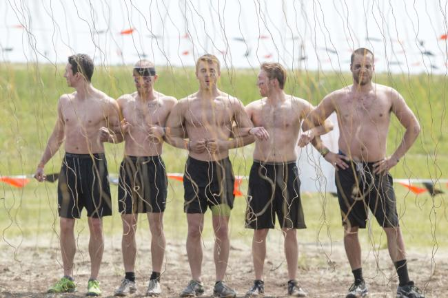 Tough Mudder Electro Shock