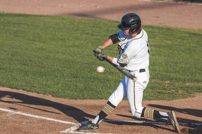 Rockford Rivets baseball player