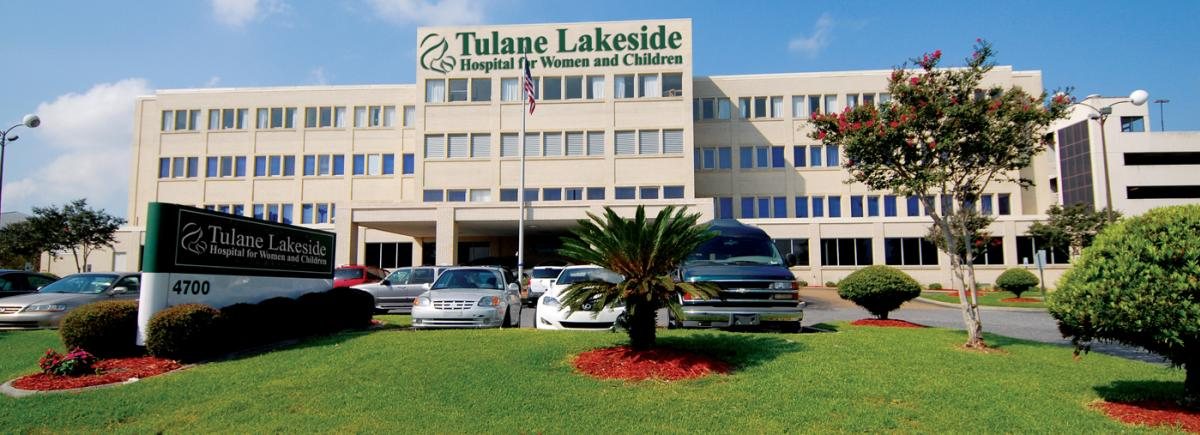 Tulane Lakeside Hospital for Women and Children