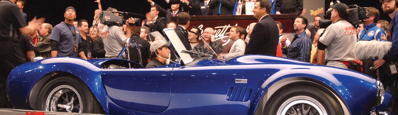 Barrett-Jackson Collector Car Auction
