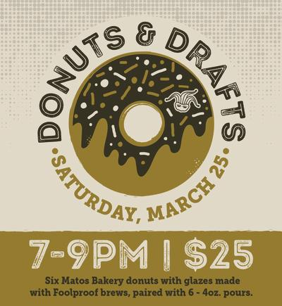 Donuts and Drafts