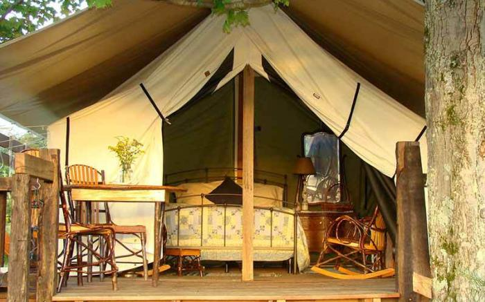 Campbell Farm Glamping