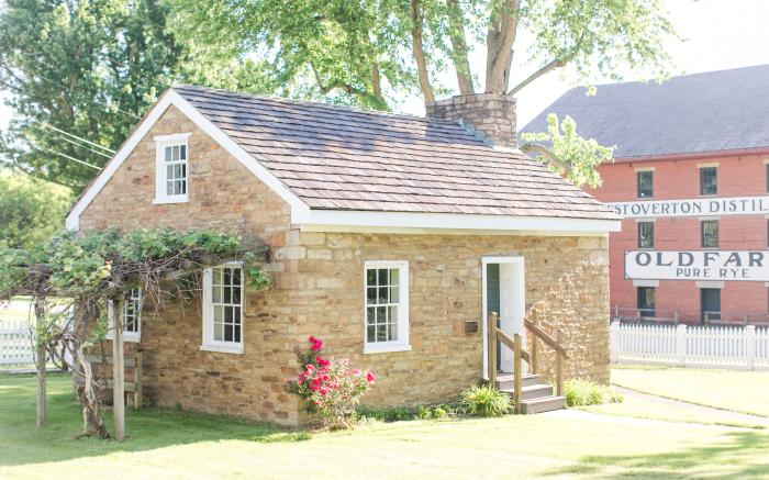 1803 Spring House