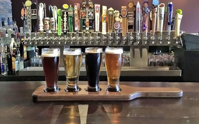 Tapped Brick Oven & Pour House