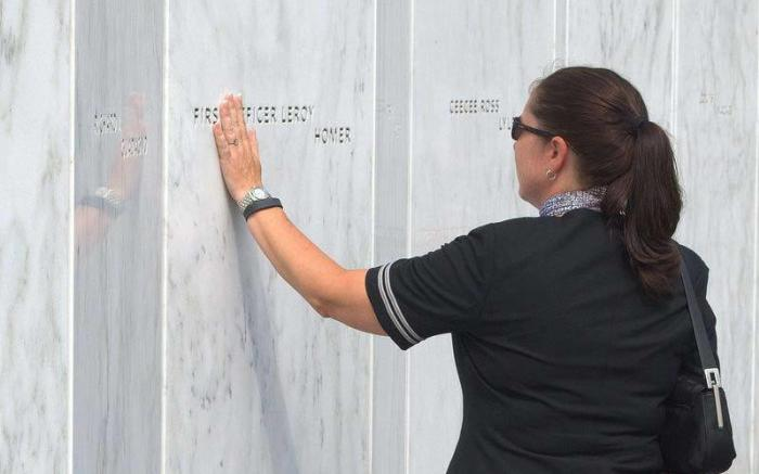 Wall of Names - FLNI