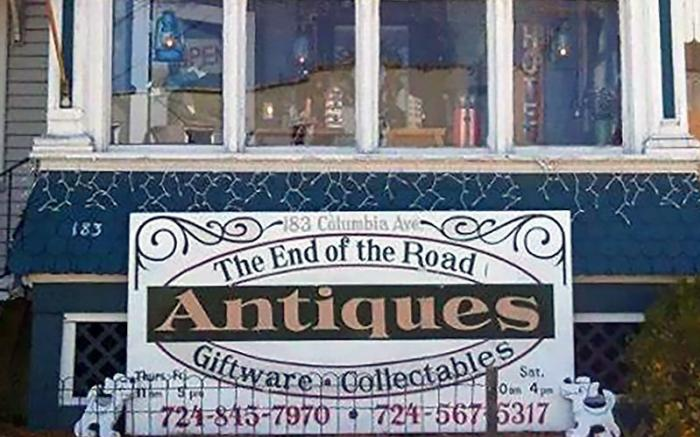 End of the Road Antiques