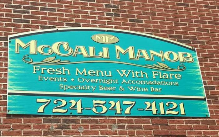McCali Manor & Tavern